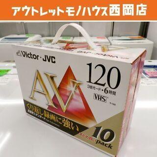新品未使用 Victor・JVC 録画用ビデオテープ VH…