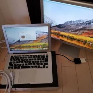 【お値下げ】MacBook Air 13inch(Mid 201...