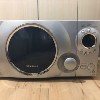 電子レンジ サムスン RE-SL50S