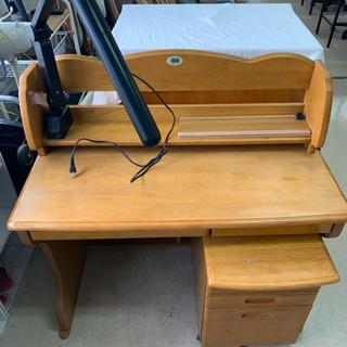 学習机と引き出しのセット