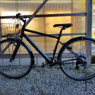 【ネット決済】自転車 クロスバイク アサヒ オフィスプレストレッキング