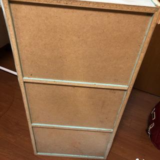 明日処分 カラーボックス - 家具