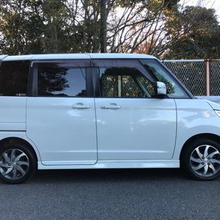 平成21年 パレット SW XS MK21S パール 走行16.3万キロ 予備検渡し!! - 横須賀市