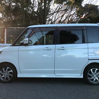 平成21年 パレット SW XS MK21S パール 走行16.3万キロ 予備検渡し!! − 神奈川県
