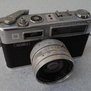 YASHICA 35㎜フィルム式カメラ(ジャンク品)