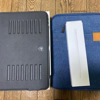 iPadpro11インチ 256GB セルラー Applepen...