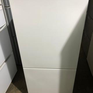 [重]S1201-101 美品!ツインバード冷蔵庫 HR-E91...