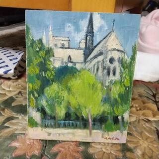 [無料]油絵 絵画
