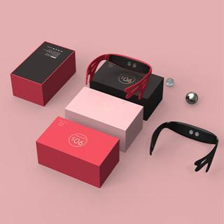 2021年最新、頭の睡眠補助器はストレス緩和USB充電静音…