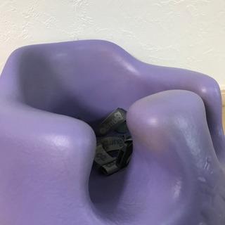 バンボ ベルト付き パープル