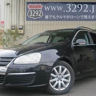 🚗【自社ローン、自社ローン】VW ゴルフヴァリアント TSI コ...