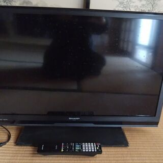 シャープ AQUOS 液晶テレビ 32型 LC-32H10