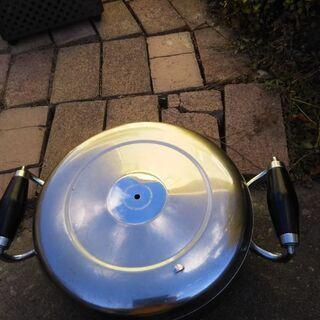 両手鍋150円