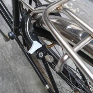 自転車(ブリジストン、カゴ付、3段階切り替え付) − 福岡県