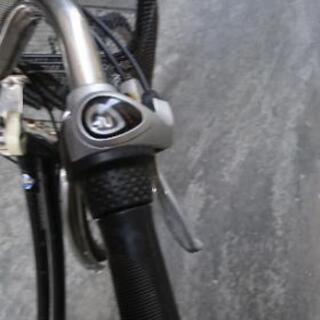 自転車(ブリジストン、カゴ付、3段階切り替え付) - 自転車