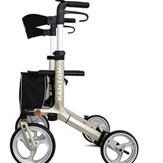 『最終価格』新品未使用 折りたたみ式四輪歩行器