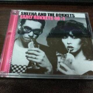 SEENA AND THE ROKKETS シーナ&ザ・ロ…