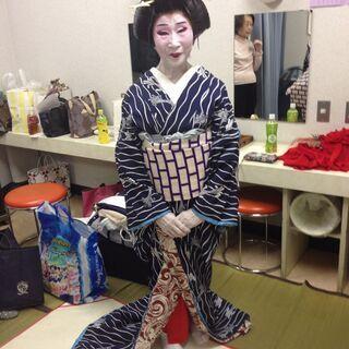 はじめての日本舞踊(子供教室)