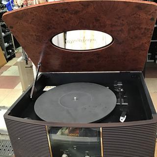 DENON デノン 卓上型 レコードプレーヤー アナログ GP-S30