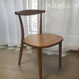 (引き取り者決定)木の椅子 チェア