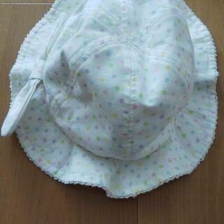 帽子 46センチ 美品 日本製