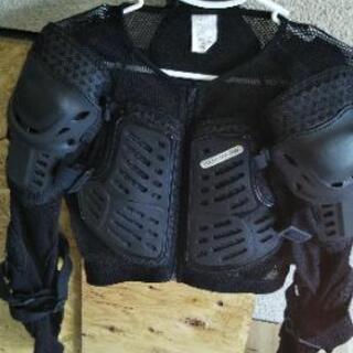 プロテクター  バイク  コミネsk492 セーフティジャケット