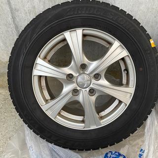 195/65R15 ブリザック スタッドレスタイヤ - 三木市