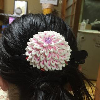 髪留め(ハンドメイド)