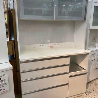 【クリーニング&メンテ済】キッチンボード レンジボード 食器棚 ...