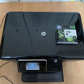 HPプリンター  photosmart plus e-オー…