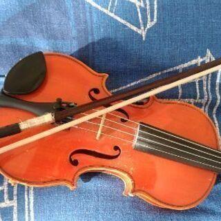 値下げ 子供用バイオリン 幼稚園生から小学生まで 4台あります