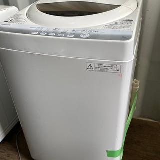 【重】1224-7 5kg TOSHIBA 洗濯機 2014年製...