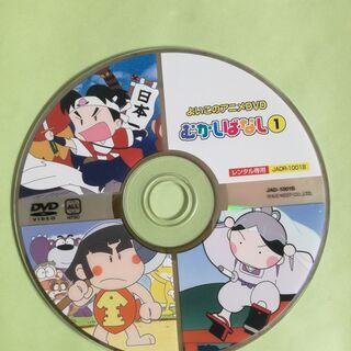 DVD 日本昔ばなし DVD6枚組 全18話 日本語と英語が学べます