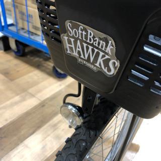 美品‼︎   22インチ マウンテン 自転車 ホークス ファン プレゼント  - 自転車