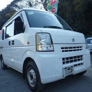 (ID2803)軽バン専門店在庫50台 25万円 スズキ …