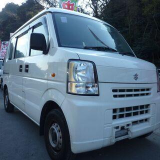 (ID2805)軽バン専門店在庫50台 27万円 スズキ …
