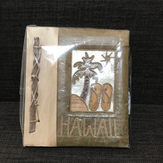 ハワイで購入したアルバム(未使用)