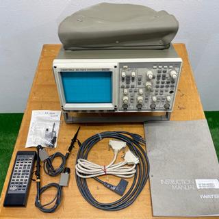 IWATSU/岩通 オシロスコープ 無線機 400MHz  SS...