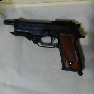 ベレッタ M93R ガスガン 固定スライド