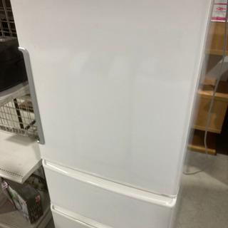 AQUA 272L 3ドア冷凍冷蔵庫 AQR-271E 2016年製