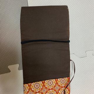 ブックカバー 川島織物