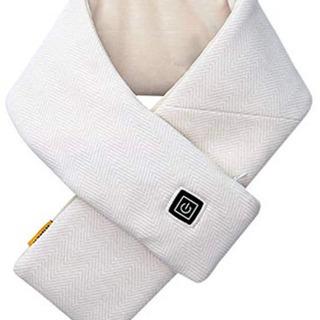 電熱マフラー USB加熱電気スカーフ