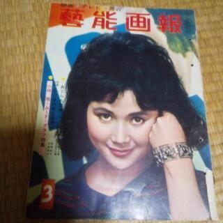 古い雑誌が一冊です。