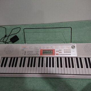 casio 光ナビゲーションキーボード LK-123