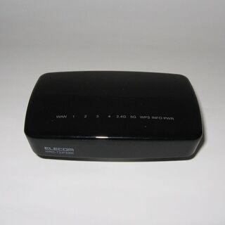 無線LAN親機 11ac対応 Elecom(WRC-733…