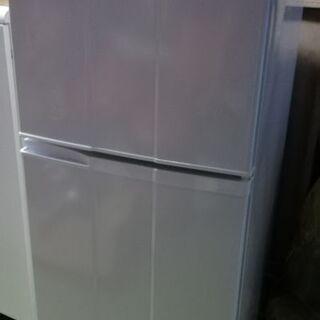 2ドア 冷蔵庫 Haier
