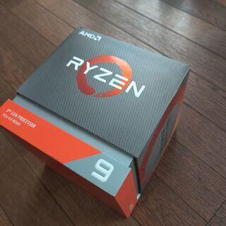 AMD Ryzen 9 3900X 3.8GHz 12コア 新品...