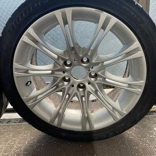 BMW E61 Mスポーツ用‼️ BBS 純正 ホイール 18インチ