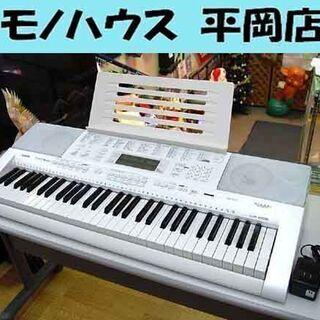CASIO 電子キーボード LK-208 61鍵 光ナビゲーショ...