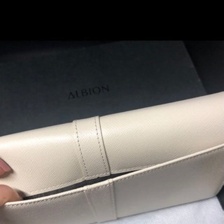 ALBION 長財布 非売品 − 広島県